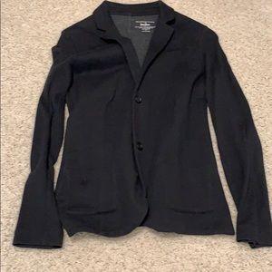 Neiman Marcus 2 button jacket/sweater